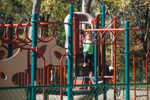 playgrounds for camping and picnics