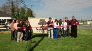 Kellers Landscaping And Nursery Ribbon Cutting City Of Carmi