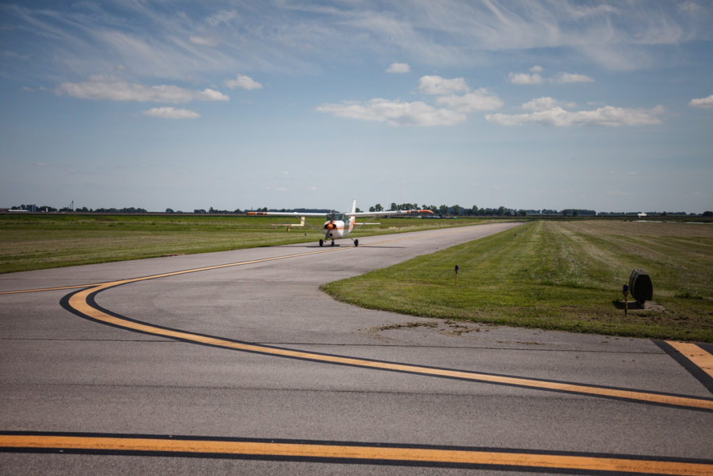 Our southern Illinois airport serves Carmi residents and business fly-ins with a new focus and new additions